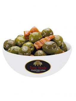 Olives Vertes Siciliennes à...