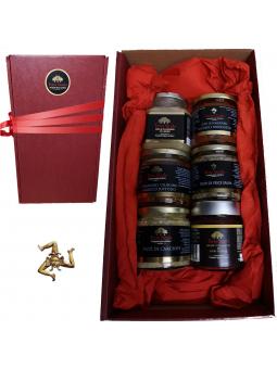 Coffrets Cadeaux 6 Pots