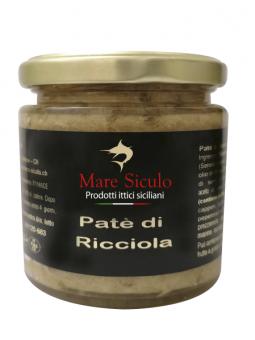Tapenade de Sériole (Ricciola)